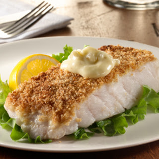 Easy Baked Cod.