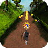 Jungle Runner Adventure : Running Games