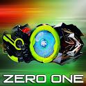 Zero One Driver - Henshin Belt Sim icon