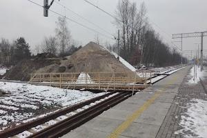 Dąbrowa Górnicza Ząbkowice - budowa przejścia podziemnego