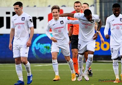 Anderlecht de loin le premier club formateur de Belgique, très bon score pour le Standard