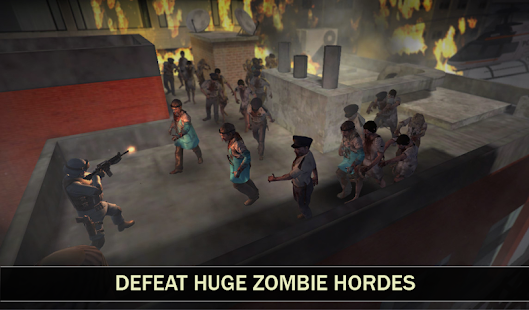 Journey To Survival: Zombie Shooter - náhled