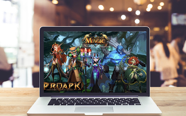 Age Of Magic HD Wallpapers Game Theme