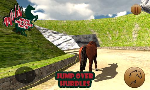 Wild Horse Hill Climb Sim 3D