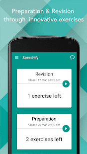 Speechify:Learn Spoken English- screenshot thumbnail