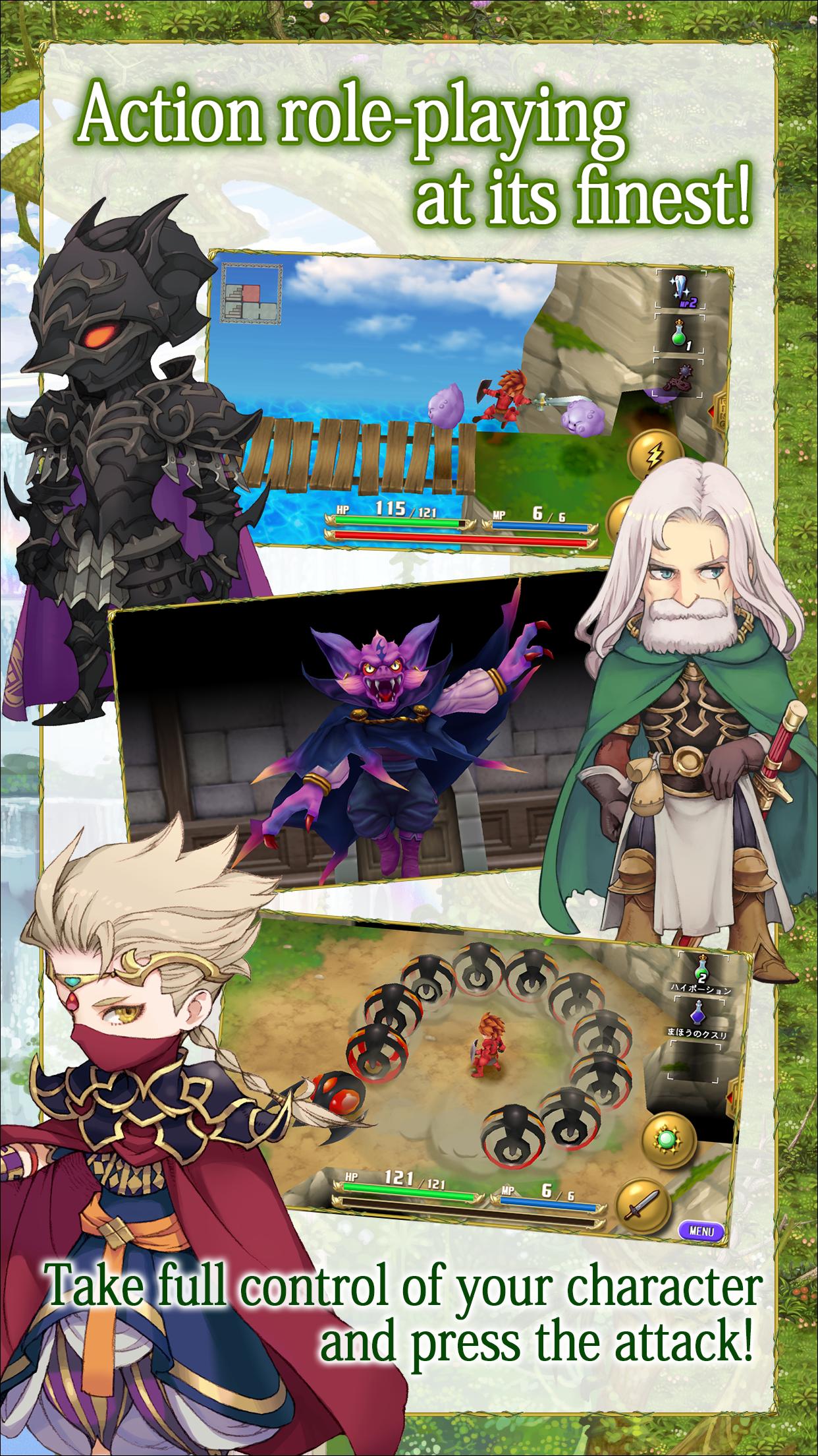 Adventures of Mana screenshot #8