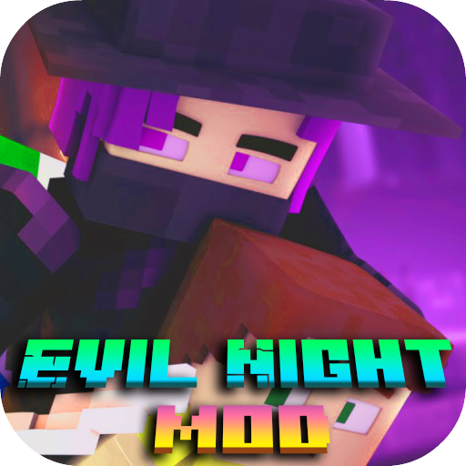 Addon Evil Night 2018 for MCPE