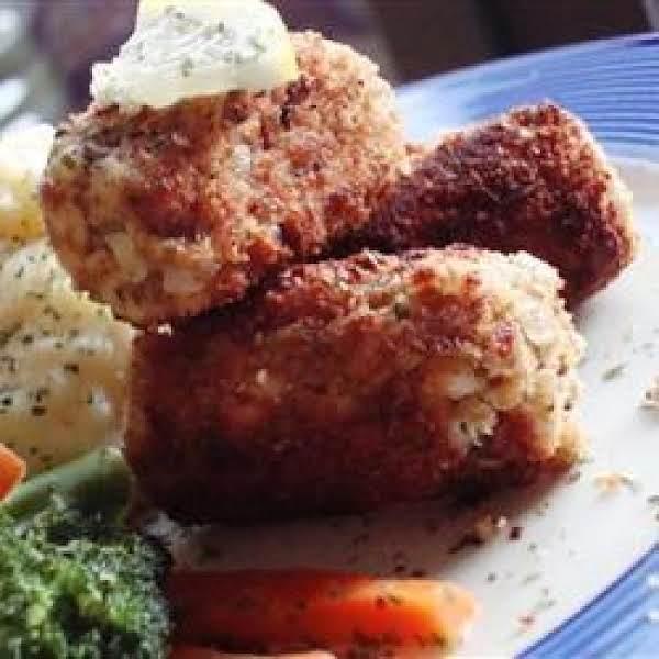 Turkey Croquettes Recipe