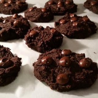 Black Bean Chocolate Chip Cookies (Vegan)