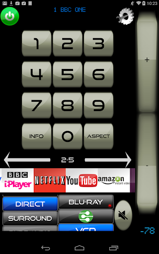 Remote for LG TV & LG Blu-Ray players screenshot 3
