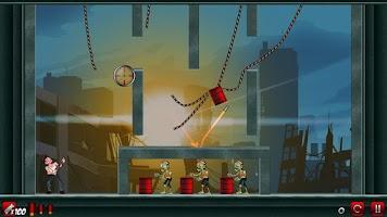 Screenshot of Stupid Zombies 2