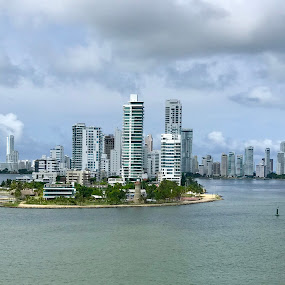 City beautiful Cartagena  by Rob King - Novices Only Landscapes