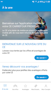 carrefour noel 2018 en ligne CE PROXISUD   Apps on Google Play carrefour noel 2018 en ligne