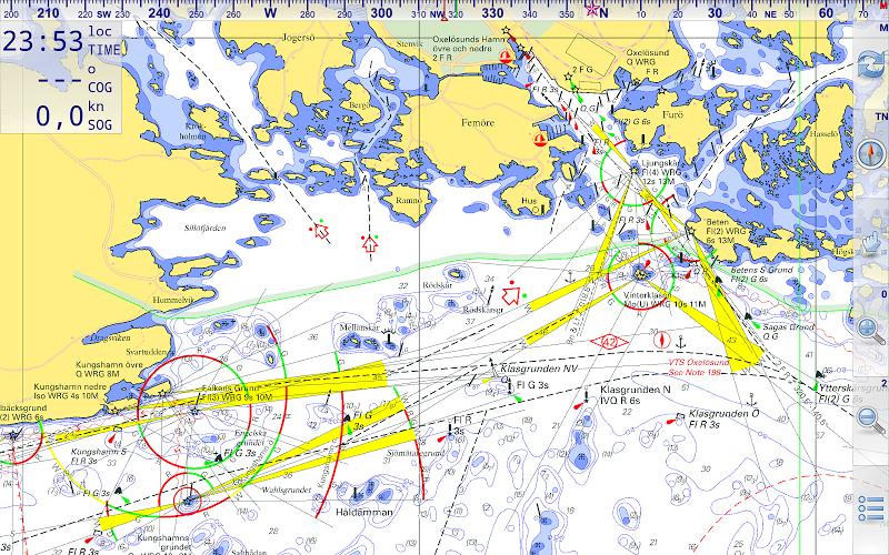 Marine Navigator Screenshot 10