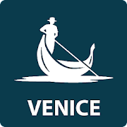 Venice Travel Map Guide with events in English  Icon