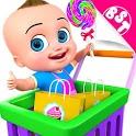 Baby BST Kids - Supermarket icon