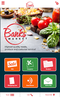 Banks Market- screenshot thumbnail