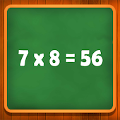 Learn multiplication table