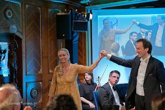 Photo: Elizabeth Sombart Orchestre Solidaire Résonnance & Diego Miguel-Urzanqu