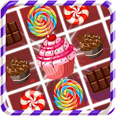 Candy Match 3 Jelly Cake Blast