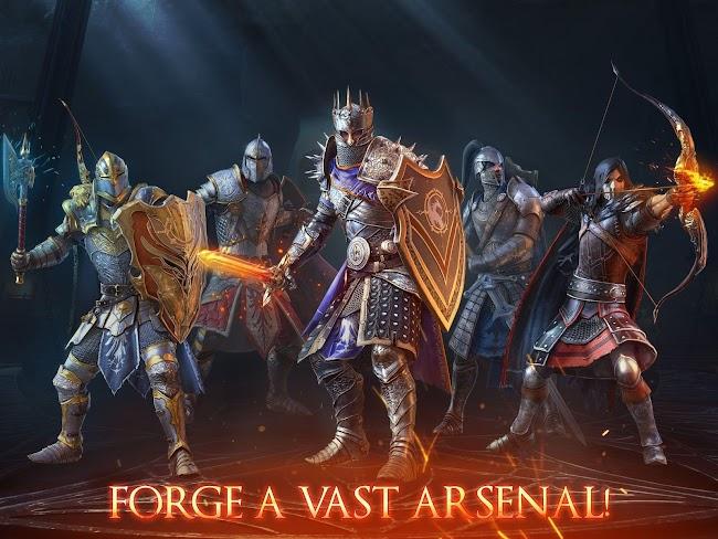Iron Blade – Medieval Legends Apk