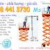 Thang nâng điện 300kg cao 6 mét - SJY03.6