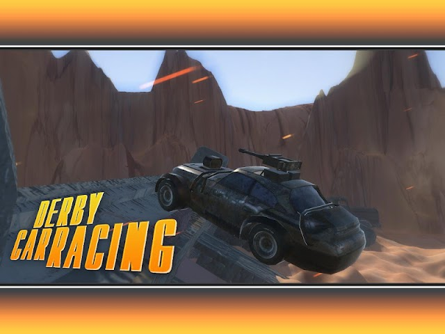 android Derby Car Racing Screenshot 0
