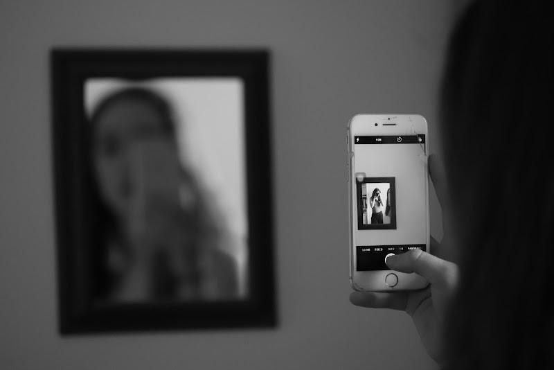 #selfie di Aritex