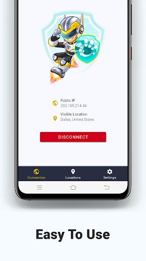 Faster VPN - Safe & Unlimited 1.0.0.5.65824 screenshots 5