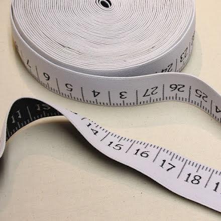 Måttband Resår 40mm