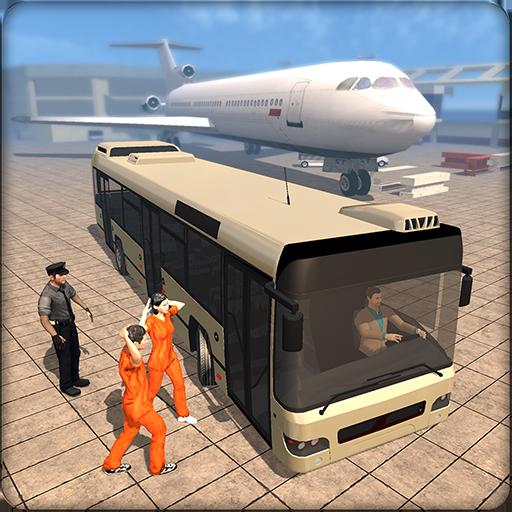 機場巴士監獄運輸 模擬 App LOGO-硬是要APP