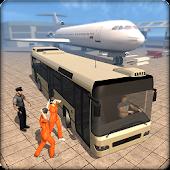 airport bus prison transport