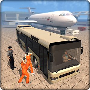 airport bus prison transport for PC and MAC