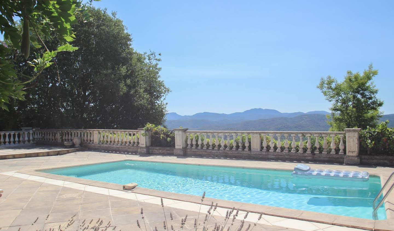 Maison avec terrasse Montauroux