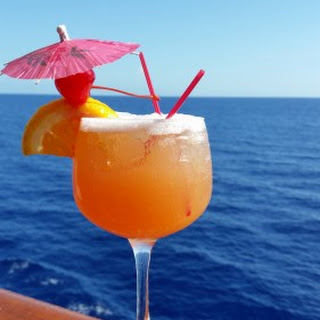 Copy Cat Carnival Cruise Cruiser Cocktail.