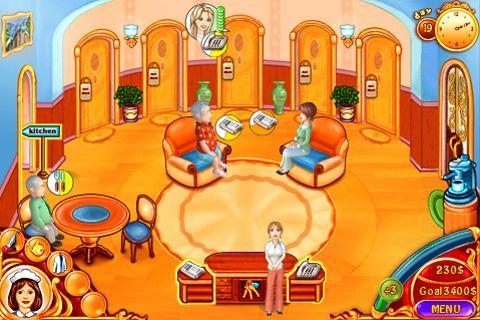 Jane's Hotel screenshot 2