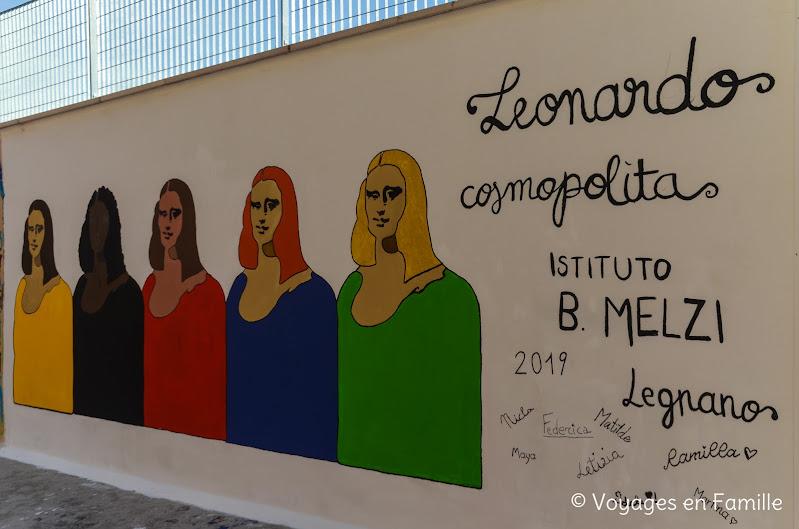 Milan Fresques