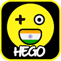 Hego - Indian Hago Play with Games New Friend icon