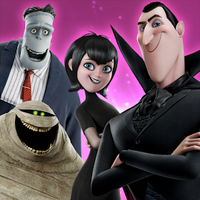 Hotel Transylvania: Monsters! Puzzle Action Game