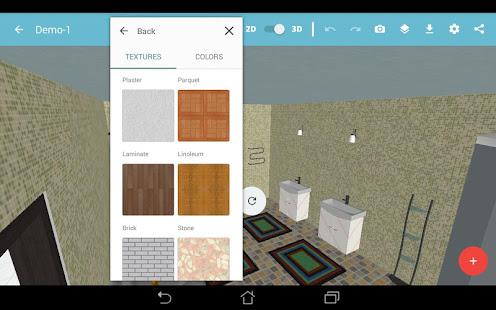 Bathroom design apps on google play for Bathroom layout app