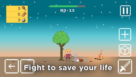 Tiny Survivor Mod Apk (Unlimited Money) 1