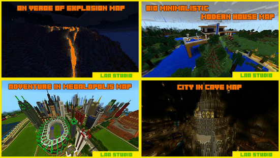 minecraft pe how to make a adventure map