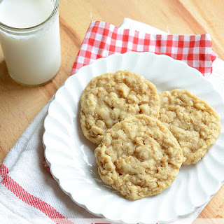 Perfectly Simple Oatmeal Cookies.