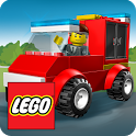 LEGO® Juniors Build & Drive - safe free kids game icon