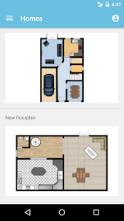 Floorplanner- screenshot thumbnail