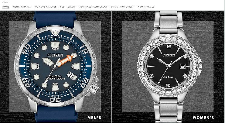 Женские и Мужские часы на Амазоне