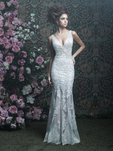 4566d9bdc70aeb2 Платье 408 от Allure Bridals - 124100 руб., Primavera, свадебный салон