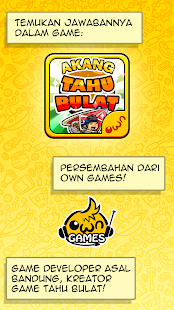 Akang Tahu Bulat- screenshot thumbnail