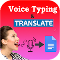 Voice Typing and Translator icon