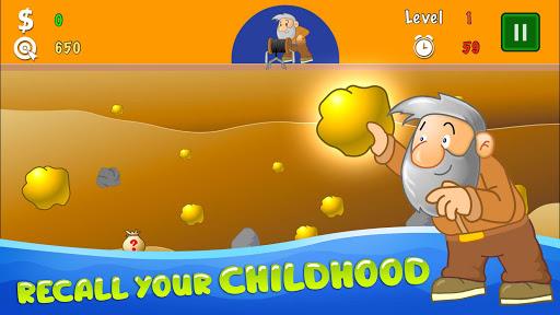 Gold Miner - Classic Game apkmind screenshots 3